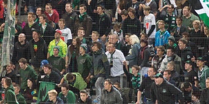 Stadion statt Seminarraum: LFU-Studierende forschen am Tivoli