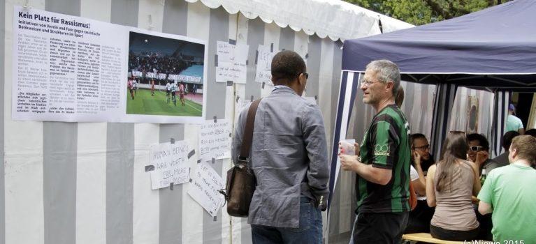 """Fanfest unter dem Motto """"Fußball grenzenlos"""" war ein Erfolg"""