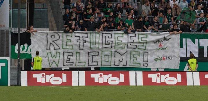 Aus Flüchtlingen werden Nachbarn, aus Nachbarn Wackerianer